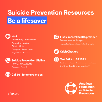Suicide Prevention Social Media Graphic 16